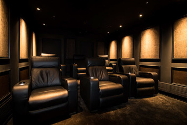 Starley House cinema pic 3